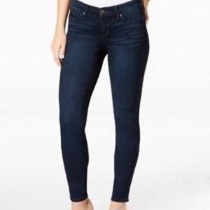 Vintage America Boho Skinny Ankle Stretch Jeans